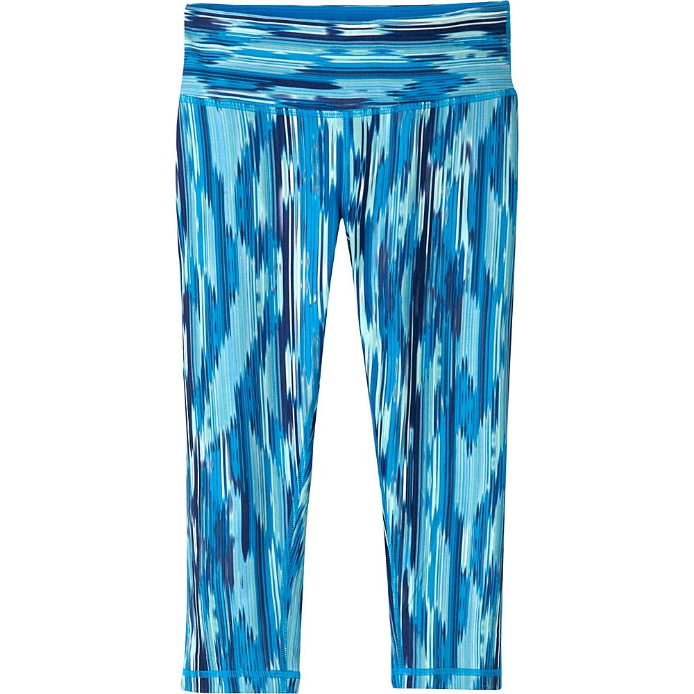 PrAna Maison Knicker XS - Blue Rainblur - PrAna Womens Apparel - Apparel & Footwear, Women's Apparel