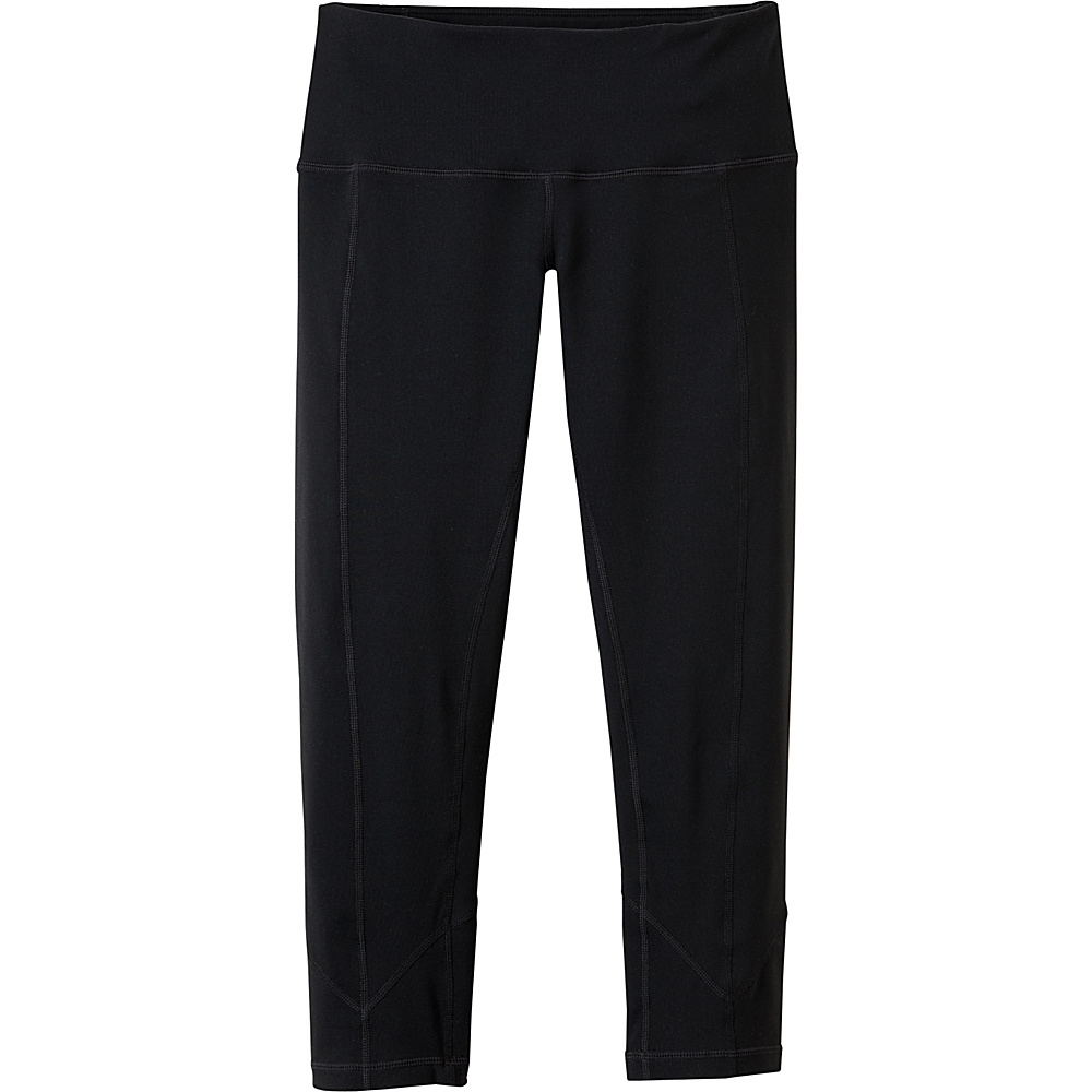 PrAna Prism Capri XS - Black - PrAna Womens Apparel - Apparel & Footwear, Women's Apparel