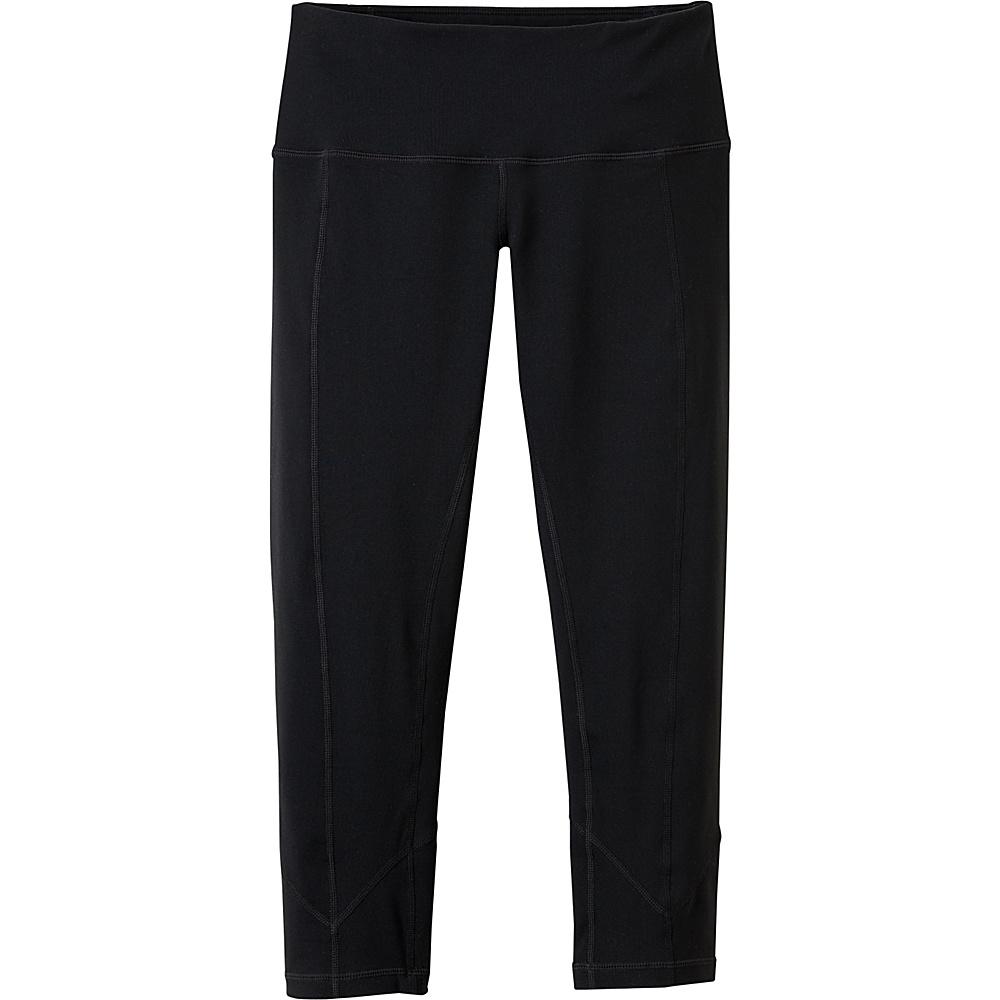 PrAna Prism Capri XL - Black - PrAna Womens Apparel - Apparel & Footwear, Women's Apparel