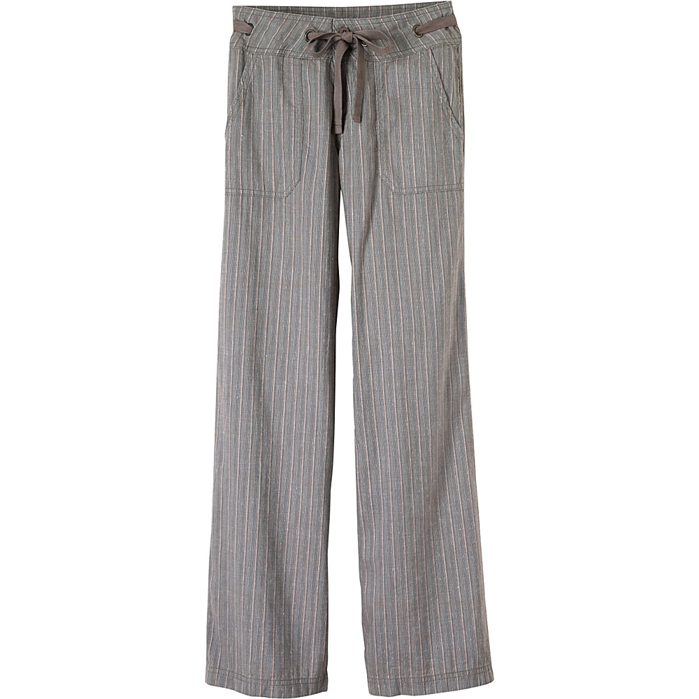 PrAna Steph Pants 6 - Moonrock - PrAna Womens Apparel - Apparel & Footwear, Women's Apparel