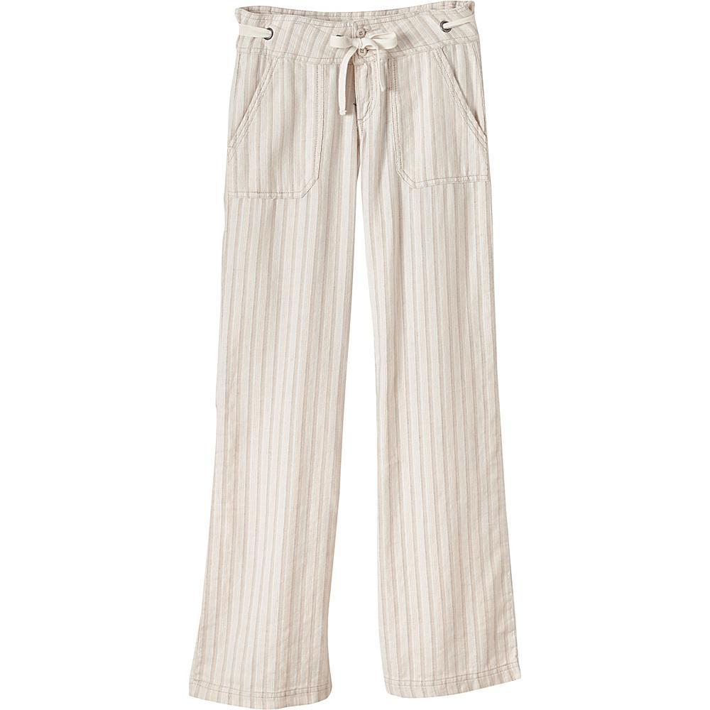 PrAna Steph Pants 6 - Stone - PrAna Womens Apparel - Apparel & Footwear, Women's Apparel