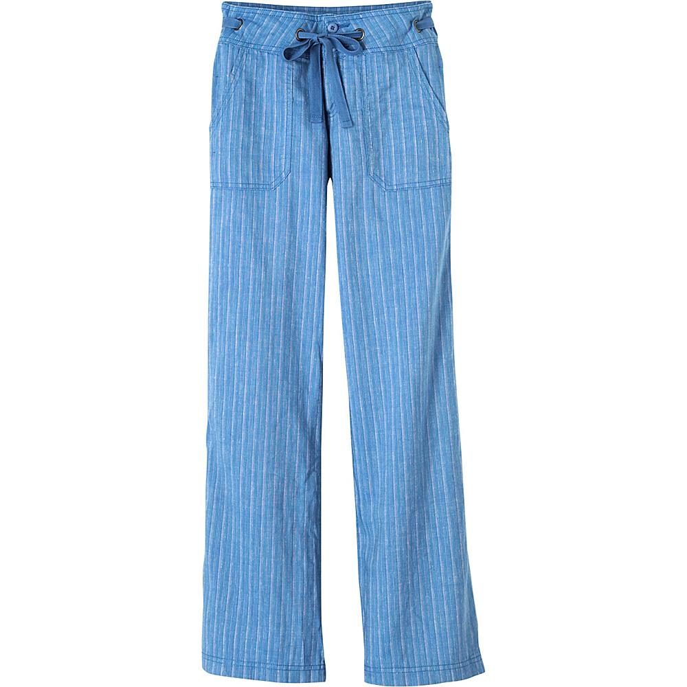PrAna Steph Pants 4 - Vintage Cobalt - PrAna Womens Apparel - Apparel & Footwear, Women's Apparel
