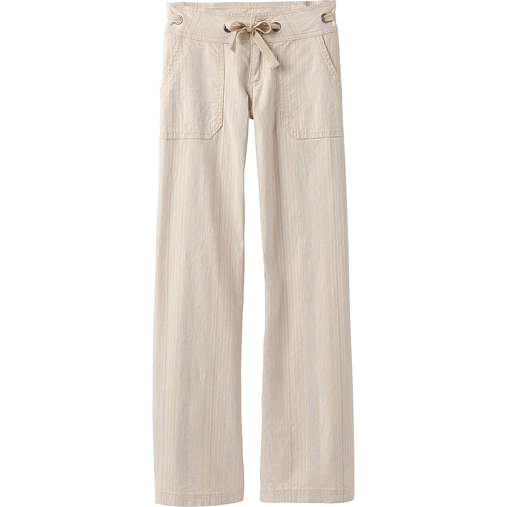 PrAna Steph Pants 6 - Cobblestone - PrAna Womens Apparel - Apparel & Footwear, Women's Apparel