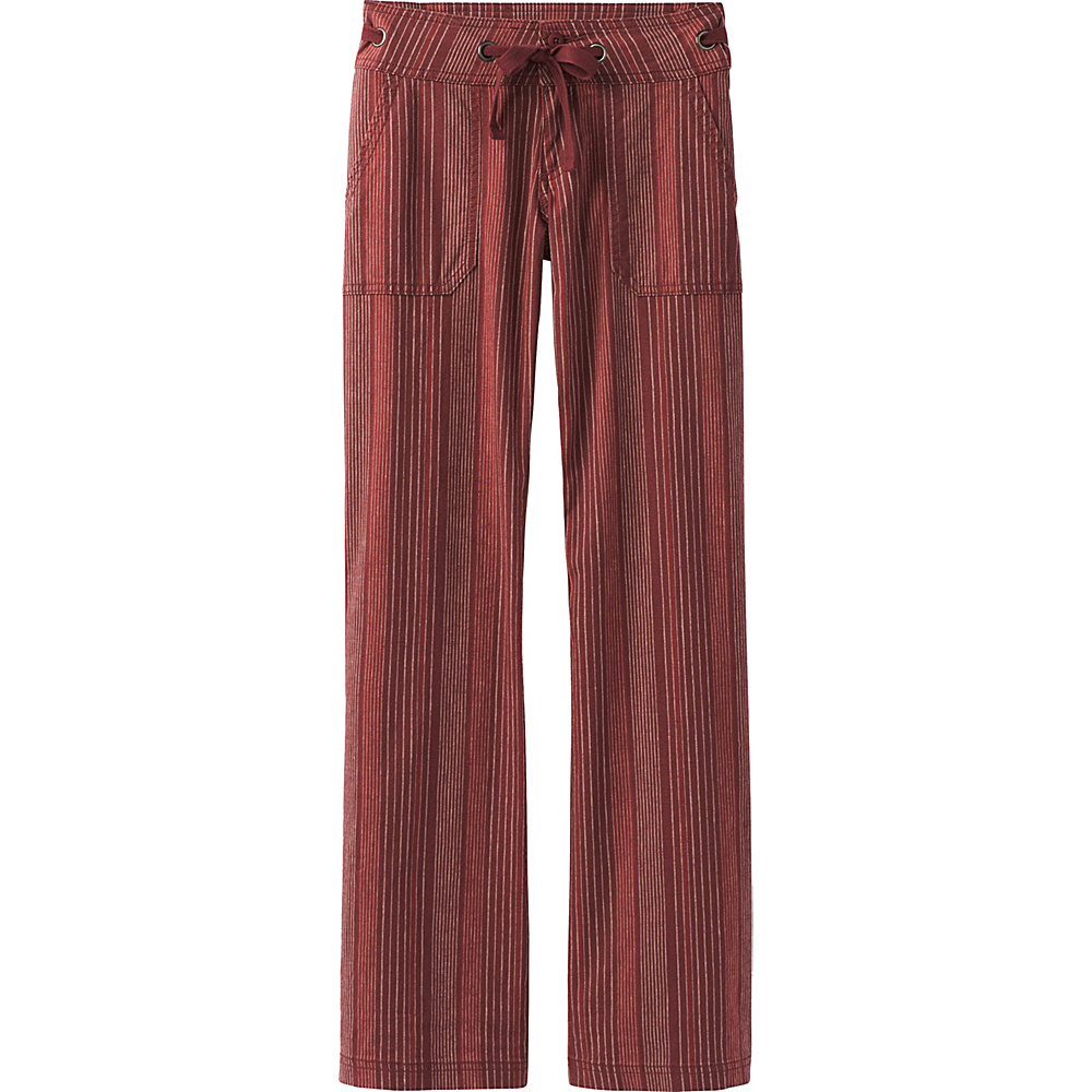 PrAna Steph Pants 8 - Raisin - PrAna Womens Apparel - Apparel & Footwear, Women's Apparel