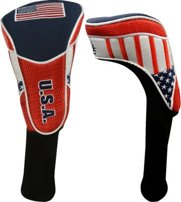 Hot-Z Golf Bags Flag Driver Cover USA - Hot-Z Golf Bags Sports Accessories