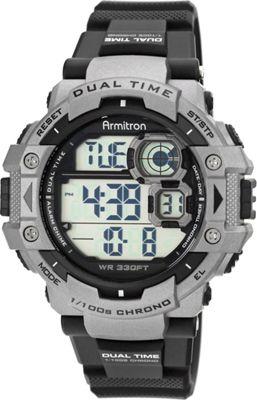 Armitron Sport Mens Sport Watch Grey - Armitron Watches