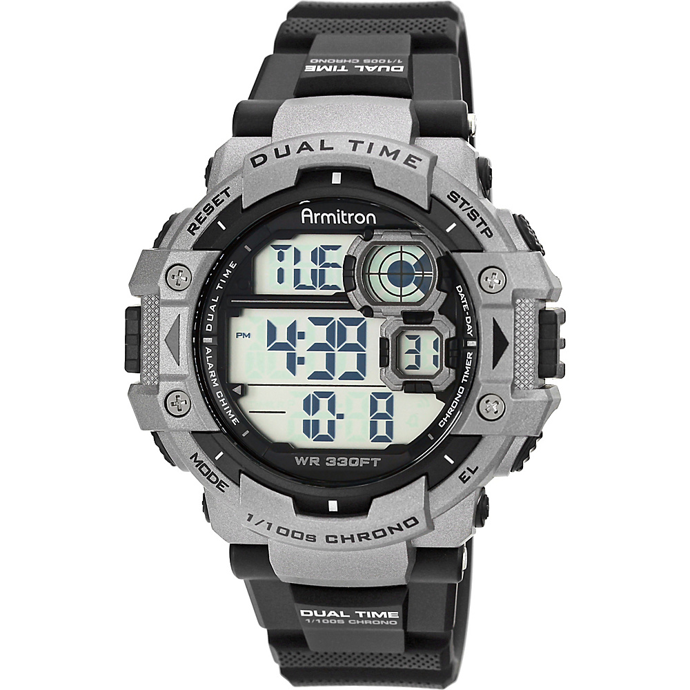 Armitron Sport Mens Sport Watch Grey Armitron Watches