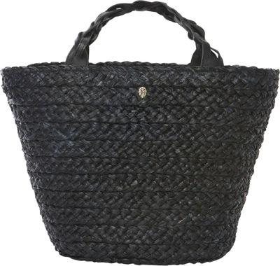 Helen Kaminski Rhyce Small Tote Charcoal/Black - Helen Kaminski Designer Handbags