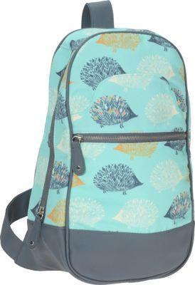 Capri Designs Sarah Watts Sling Pack Hedgehog - Capri Designs Slings
