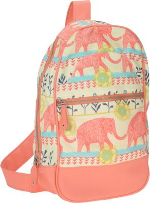 Capri Designs Sarah Watts Sling Pack Elephant - Capri Des...