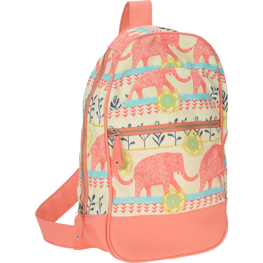 Capri Designs Sarah Watts Sling Pack Elephant Capri Designs Slings
