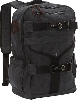 A Kurtz Cypress Backpack Black - A Kurtz Business & Laptop Backpacks