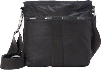 LeSportsac Essential Crossbody Gravel C - LeSportsac Fabric Handbags