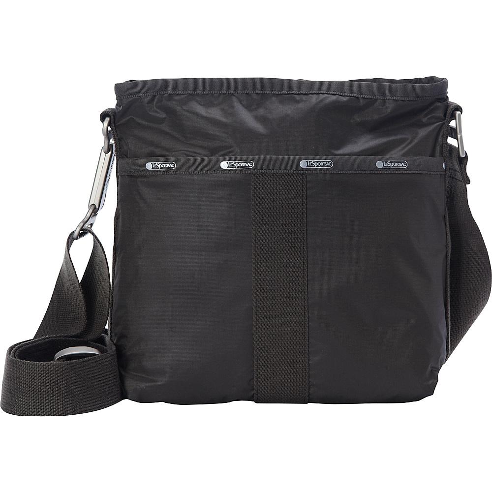 LeSportsac Essential Crossbody Gravel C LeSportsac Fabric Handbags
