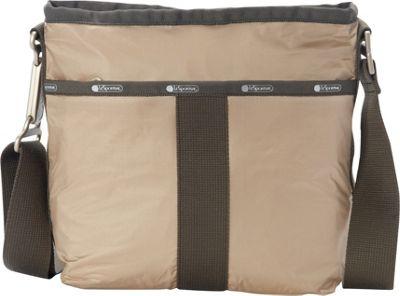 LeSportsac Essential Crossbody Travertine C - LeSportsac Fabric Handbags