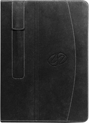 MacCase Premium Leather iPad Pro Folio 9.7 Black - MacCase Electronic Cases