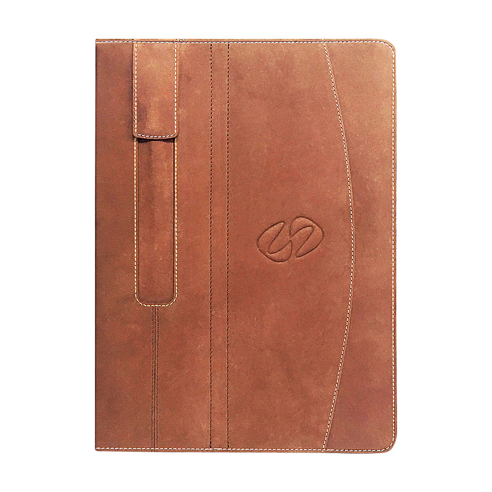 MacCase Premium Leather iPad Pro Folio 9.7 Vintage - MacCase Electronic Cases