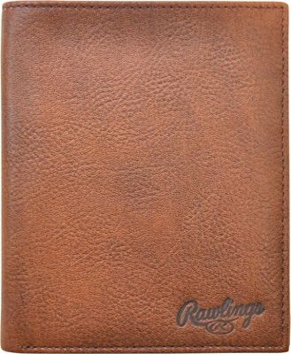 Rawlings Triple Play Executive Wallet Cognac - Rawlings Men's Wallets