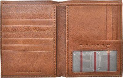 Rawlings Triple Play Executive Wallet Cognac - Rawlings Men's Wallets