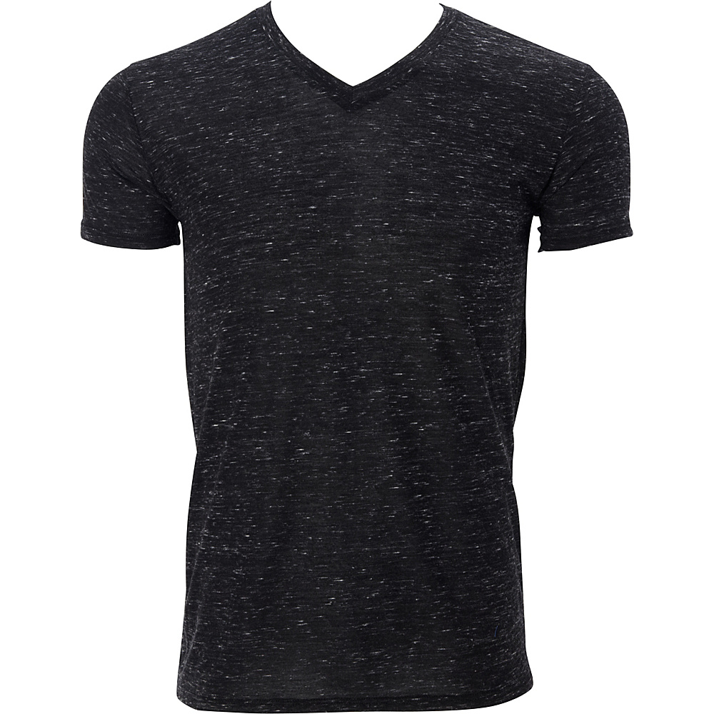 Simplex Apparel Caviar Mens V Tee XL - Black - Simplex Apparel Mens Apparel - Apparel & Footwear, Men's Apparel