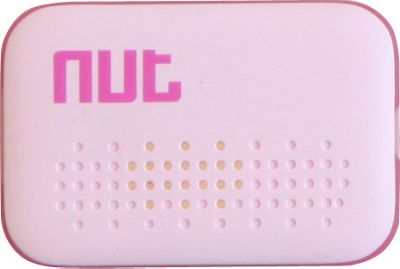 Nut Technology Mini Smart Tracker Pink - Nut Technology Trackers & Locators