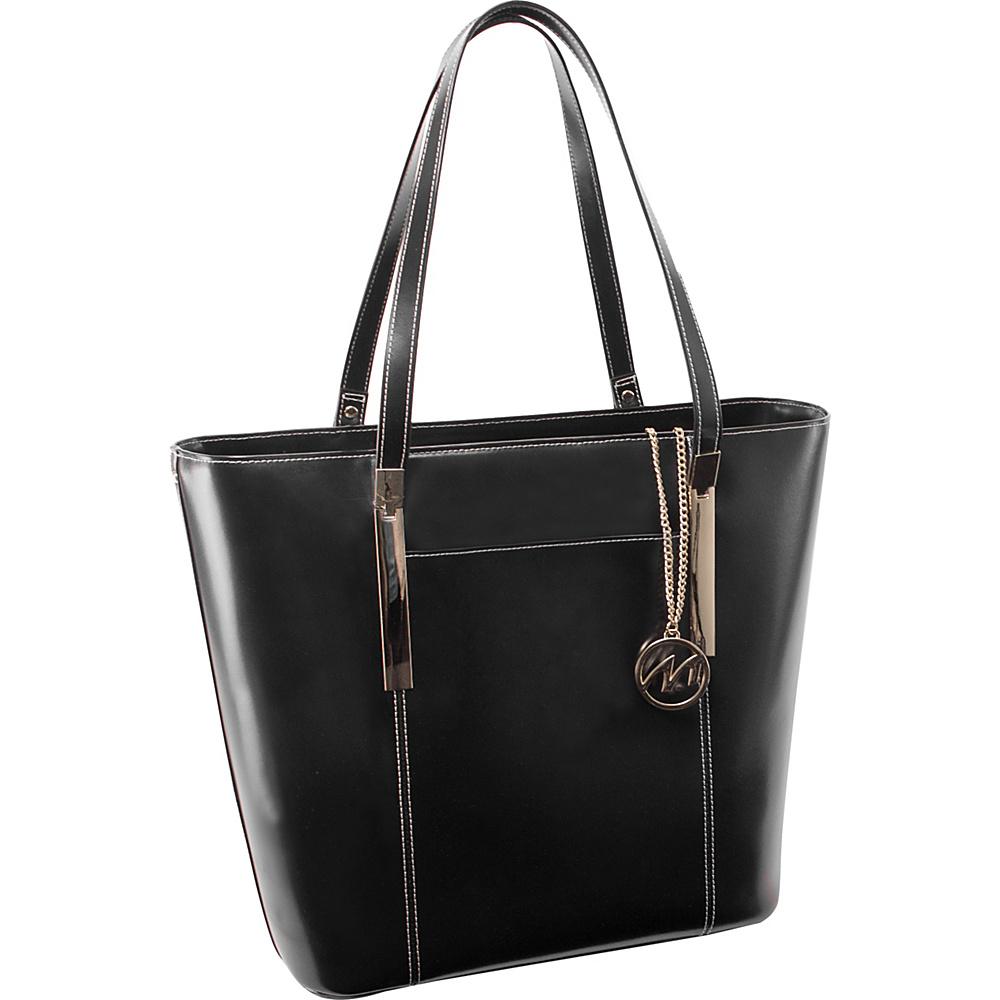 McKlein USA Deva Work Tote EXCLUSIVE Black McKlein USA Women s Business Bags