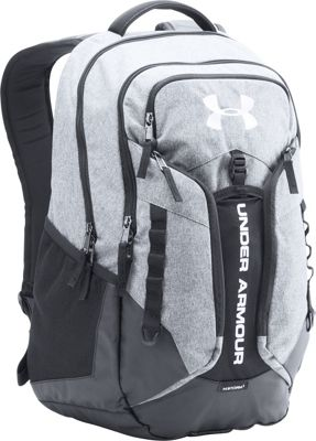 Under Armour Contender Backpack Graphite / Black / White / White - Under Armour Business & Laptop Backpacks