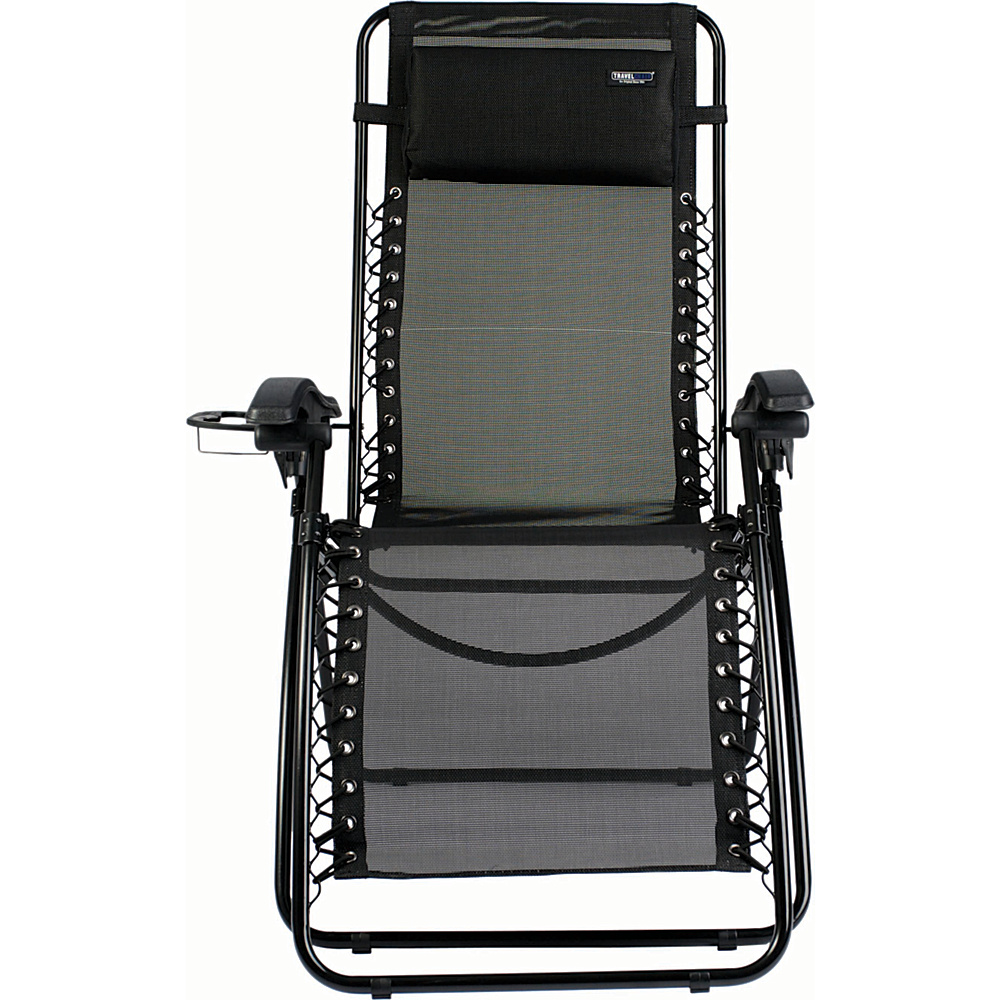 Travel Chair Company Lounge Lizard Mesh Chair Black Travel Chair Company Outdoor Accessories