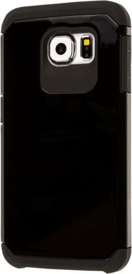 EMPIRE MINX Slim Protection Hybrid Case for Samsung Galaxy S6 Black - EMPIRE Electronic Cases