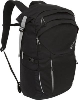 Columbia Sportswear Tenmile Daypack Black - Columbia Sportswear Day Hiking Backpacks
