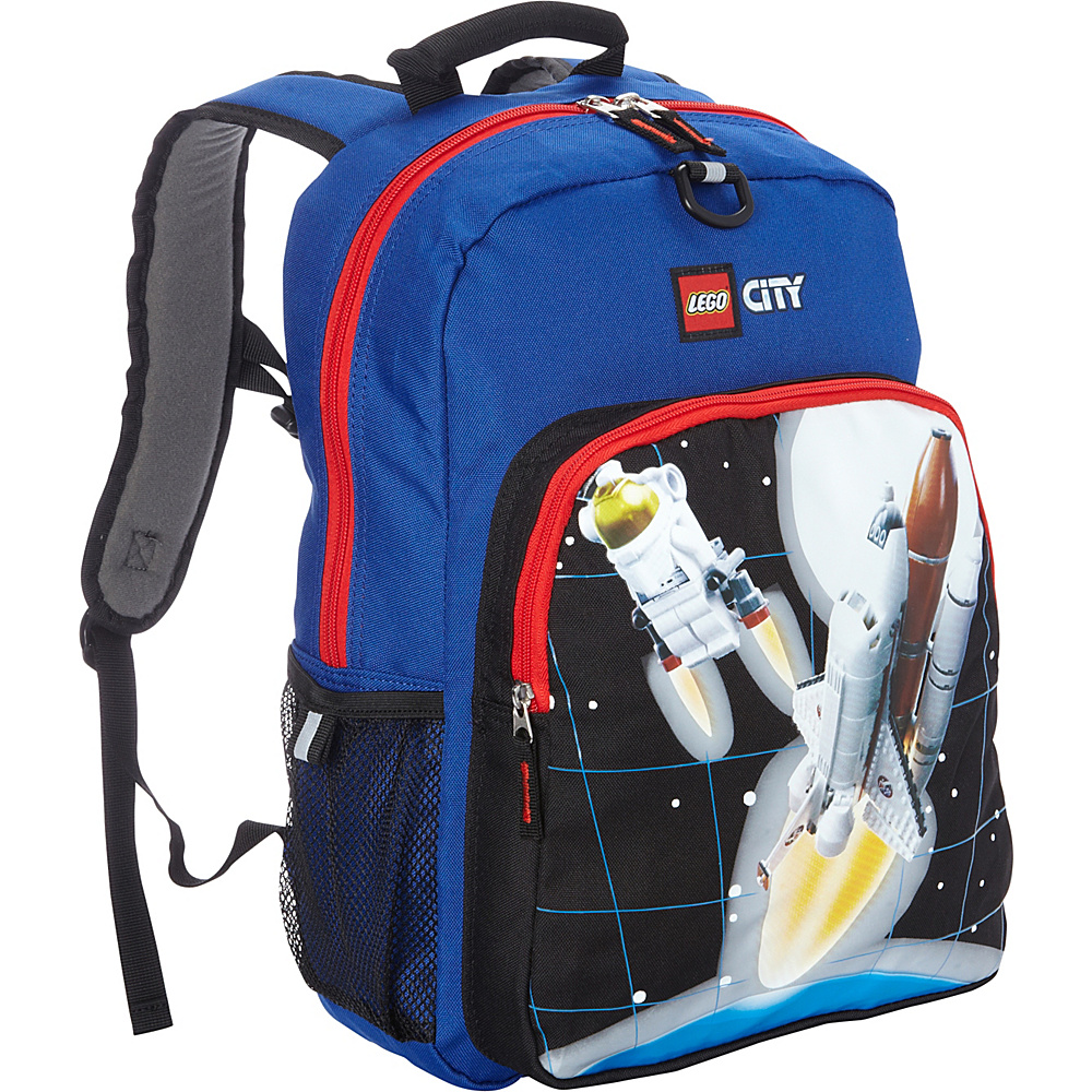 LEGO City Space Blast Off Backpack Blue LEGO Everyday Backpacks