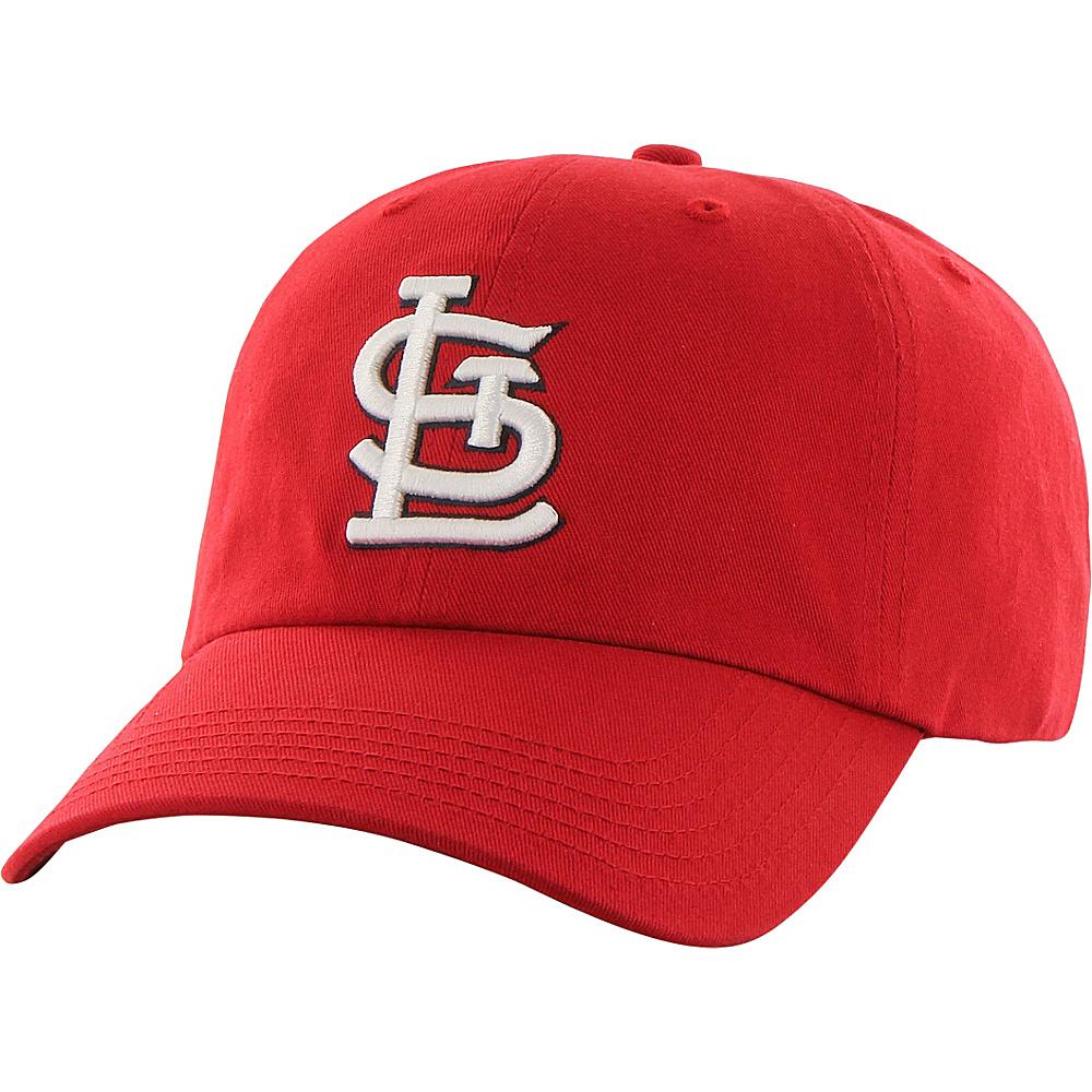Fan Favorites MLB Clean Up Cap St. Louis Cardinals Fan Favorites Hats Gloves Scarves