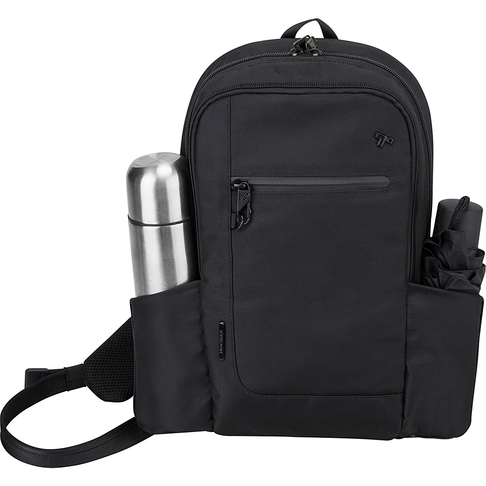 Travelon Anti-Theft Urban Sling Bag Black - Travelon Slings - Backpacks, Slings