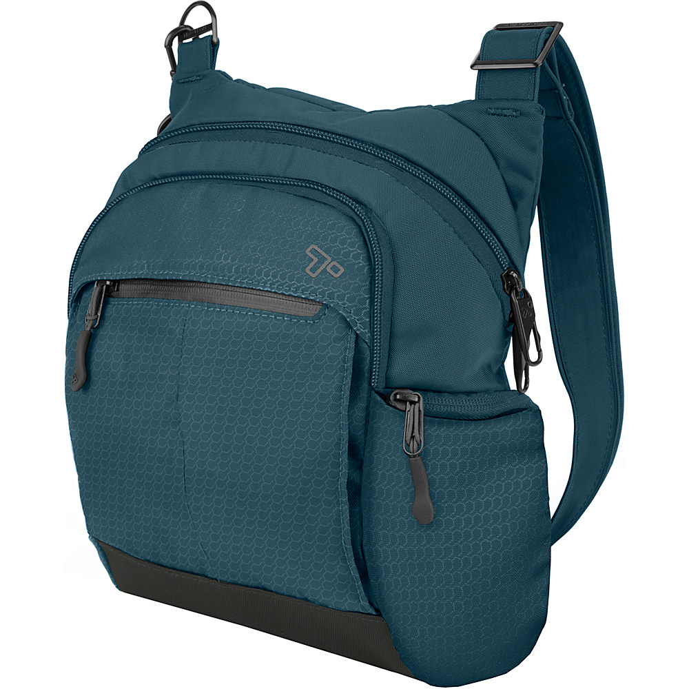 Travelon Anti-Theft Active Tour Bag Teal - Travelon Other Men's Bags
