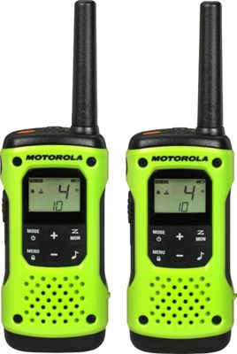 Motorola Solutions Talkabout T600 Radio - 2 Pack Green - Motorola Solutions Electronic Accessories