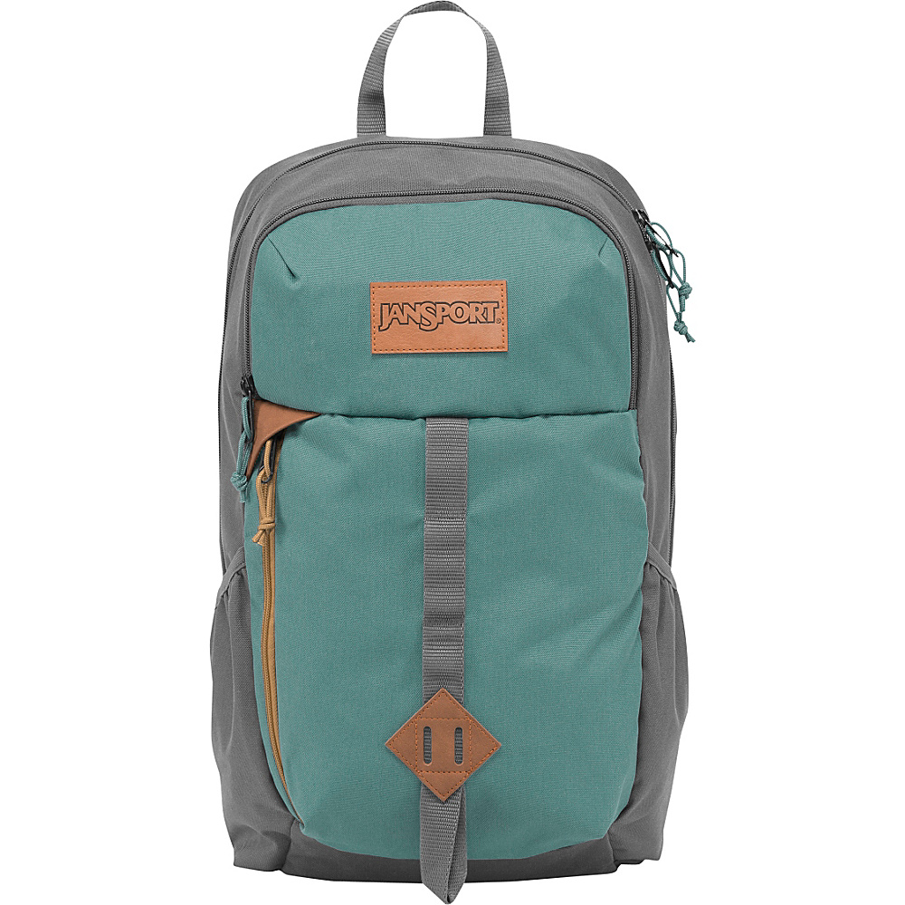 JanSport Hawk Ridge Laptop Backpack Frost Teal - JanSport Laptop Backpacks - Backpacks, Laptop Backpacks