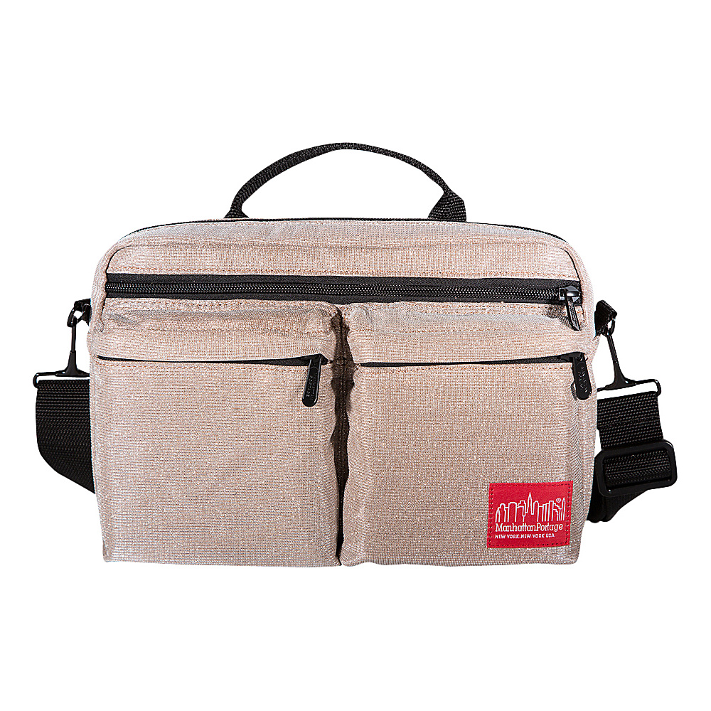 Manhattan Portage Midnight Albany Shoulder Bag Champange - Manhattan Portage Other Mens Bags - Work Bags & Briefcases, Other Men's Bags