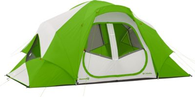 Columbia Sportswear Columbia Sportswear Pinewood 8 Person Dome Tent Fuse Green - Columbia Sportswear Outdoor Accessories