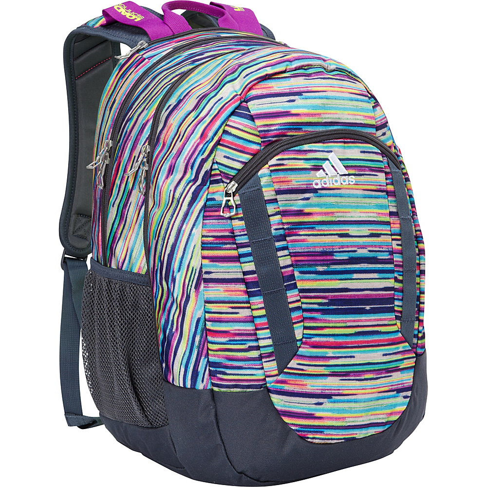 8cd1cce9331f Adidas White And Pink Backpack