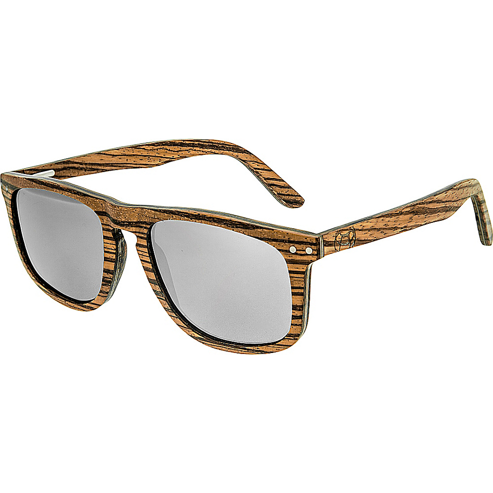 Earth Wood Pacific Wood Sunglasses Beige Earth Wood Sunglasses