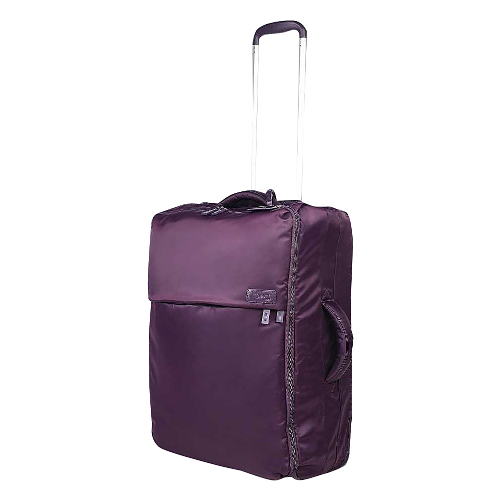Lipault Paris Upright 20 Purple Lipault Paris Softside Carry On