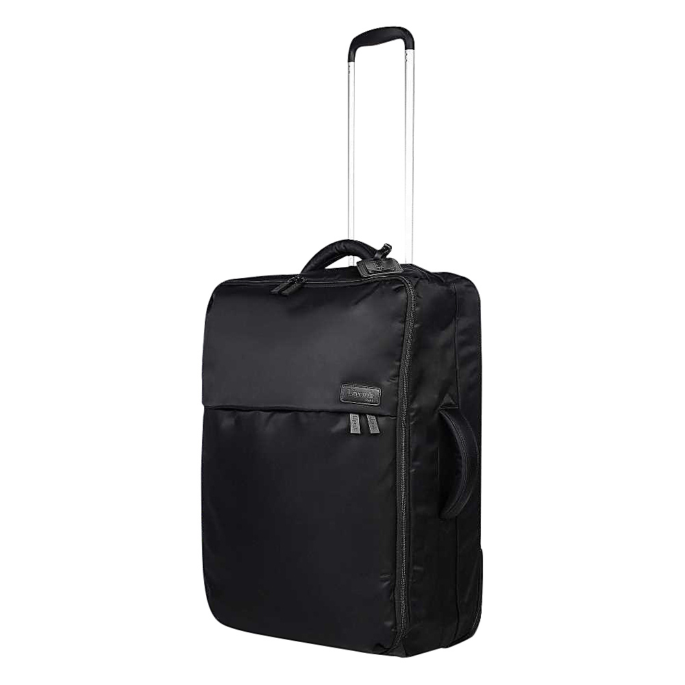 Lipault Paris Upright 20 Black Lipault Paris Softside Carry On