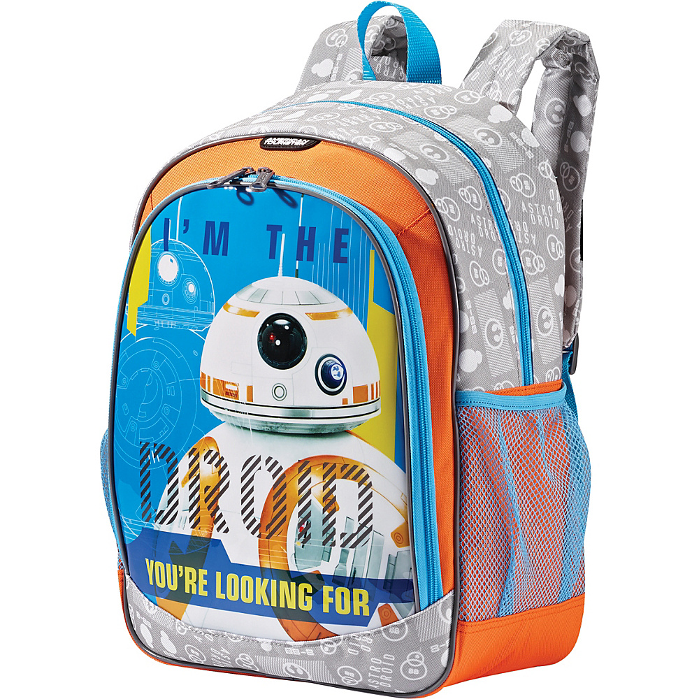 American Tourister Star Wars Backpack BB8 American Tourister Everyday Backpacks