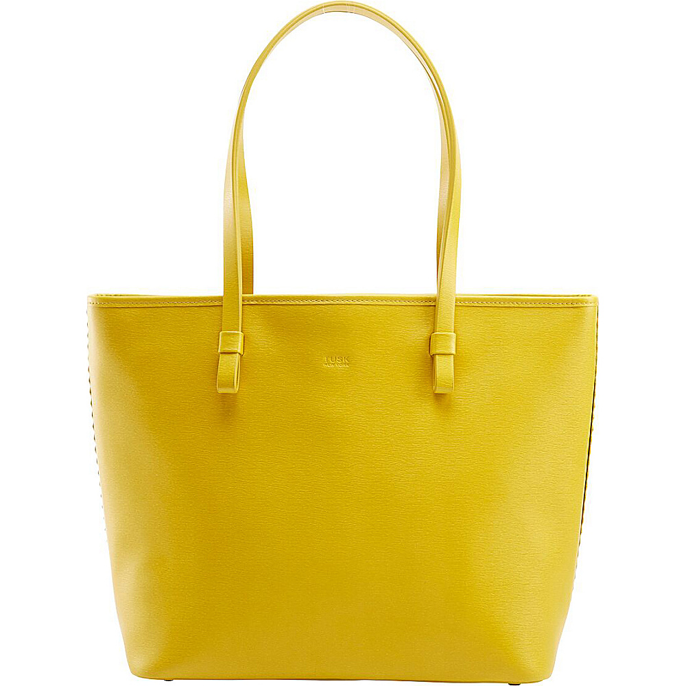TUSK LTD Ella Tote Sun TUSK LTD Leather Handbags