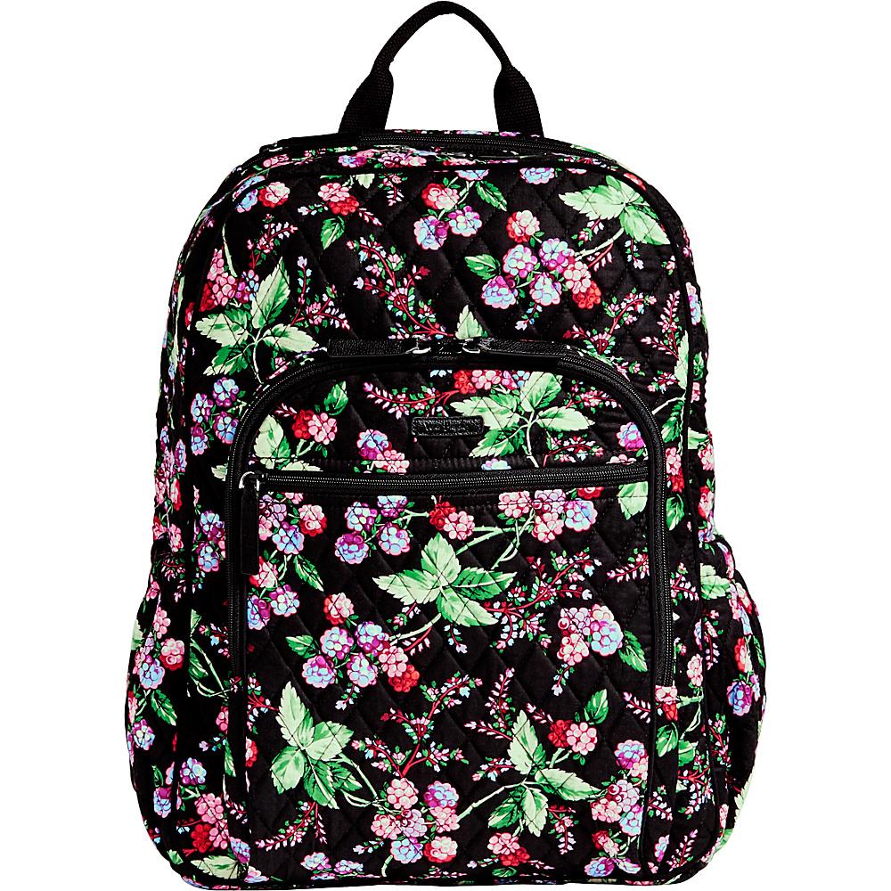 Vera Bradley Campus Tech Backpack Winter Berry - Vera Bradley Everyday Backpacks - Backpacks, Everyday Backpacks