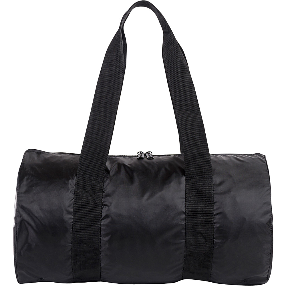 Herschel Supply Co. Packable Duffle Black Herschel Supply Co. Travel Duffels