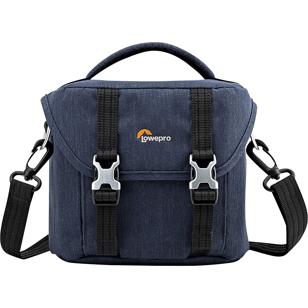 Lowepro Scout SH 120 Camera Case Slate Blue Lowepro Camera Accessories