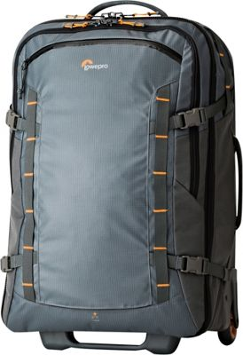 Lowepro HighLine RL x400 AW Carry-On Roller Grey - Lowepro Softside Carry-On