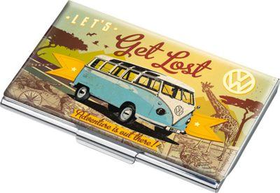Troika Volkswagen Card Case Yellow - Troika Business Accessories