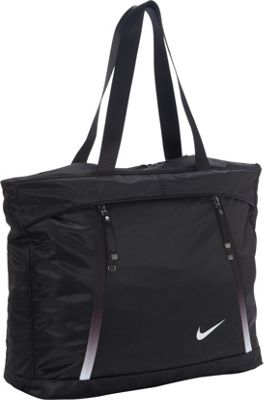 Nike Auralux Tote Black/Black/White - Nike Gym Bags